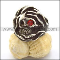 Exquisite Stainless Steel Skull Ring  r001784