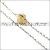 Graceful Interlocking Small Chain n000996
