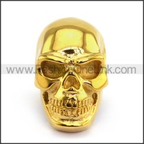 Exquisite Stainless Steel Skull Ring r003584