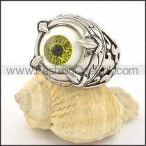Prong Setting Eye Ring r001296