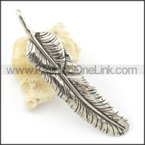 Exquisite Stainless Steel Casting Pendant p001490