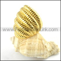Stainless Steel Ring Stack Design Ring r000138