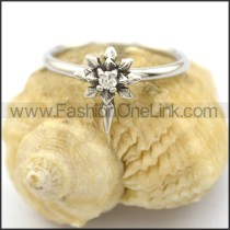 Graceful Stone Ring r002210