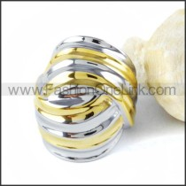 Stainless Steel Ring Stack Ring r000043