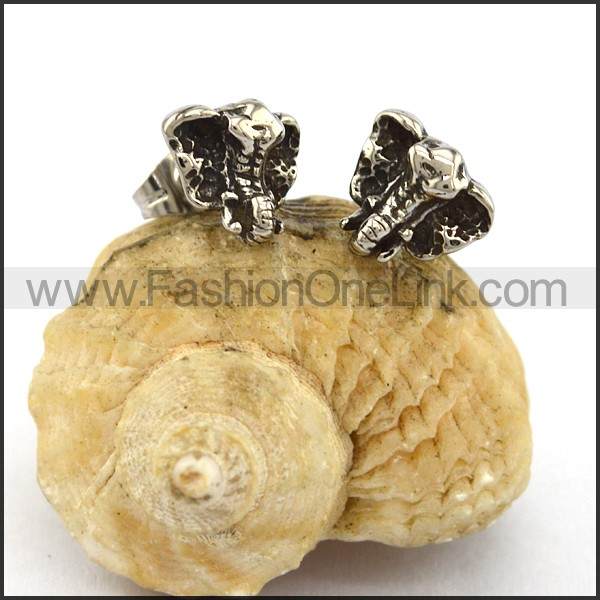 Elephant Earrings    e001175