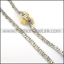 Delicate Stamping Necklace   n000323