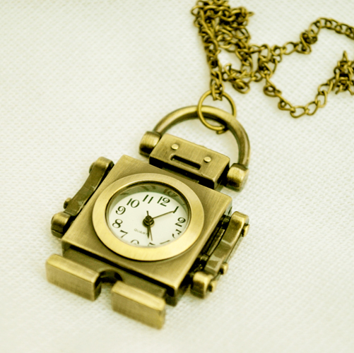 Vintage Pocket Watch Chain PW000328