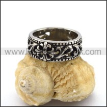Stainless Steel Casting Ring r003036