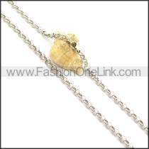 Elegant Silver Small Chain n000988