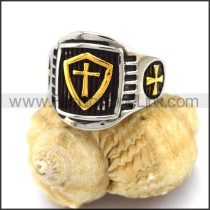Vintage Stainless Steel Casting Ring r003236