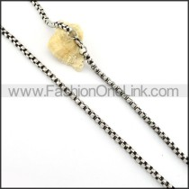 Delicate Silver Stamping Necklace      n000251