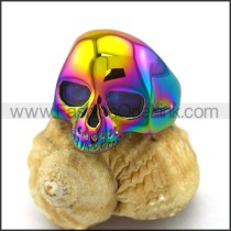 Fashion Stainless Steel Skull Ring  r003392