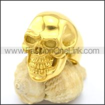 Wicked Stainless Steel Skull Ring  r002609