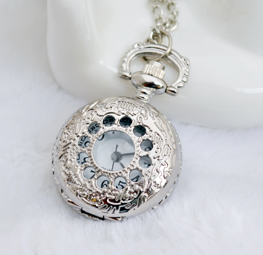 Vintage Pocket Watch Chain PW000263