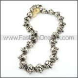 Exquisite Skull Necklace       n000201