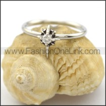 Graceful Stone Ring r002208