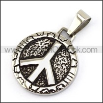 Good Quality Stainless Steel Casting Pendant      p003306