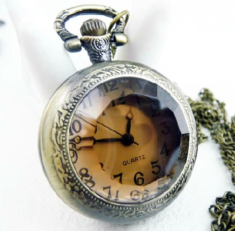 Vintage Pocket Watch Chain PW000317