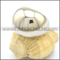 Delicate Stainless Steel Casting Ring  r002561