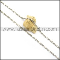 Classic Interlocking Small Chain n000998