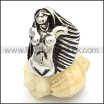 Stainless Steel Woman Ring r000459