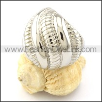 Stainless Steel Good Craft Casting Ring  r000951