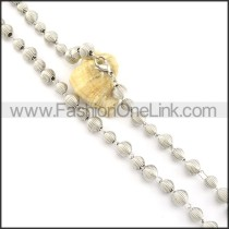 Exquisite Coil Fashion Necklace n000478