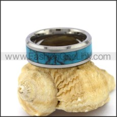 Elegant Stainless Steel Ring r003109