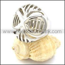 Stainless Steel Good Craft Casting Ring  r000947