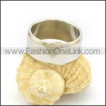 Graceful Popular Stainless Steel Ring  r002637