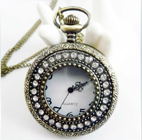 Vintage Pocket Watch Chain PW000279