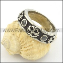 Exquisite Stainless Steel Ring r001435