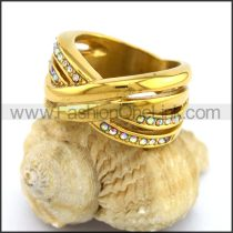 Delicate Stainless Steel Ring   r002817