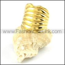 Stainless Steel Ring Stack Design Ring r000142