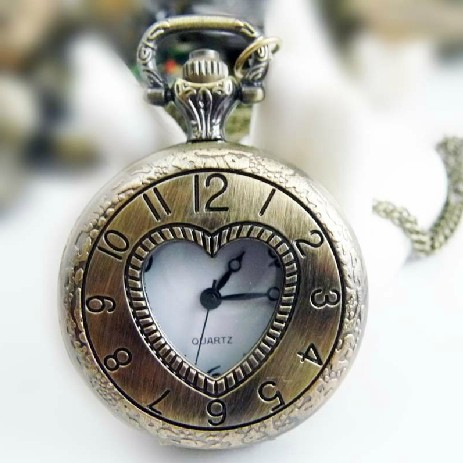 Vintage Pocket Watch Chain PW000308