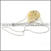 Delicate Silver Small Chain     n000377