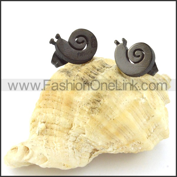 Snail  Earrings   e000604