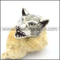 Vivid Stainless Steel Animal Pendant    p001805