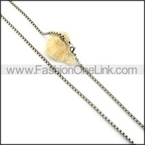 Chic Staming Necklace n000344