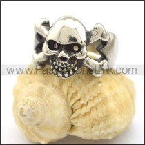Popular Stainless Steel Skull Ring  r002130