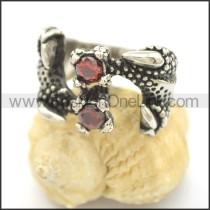 Vintage Stone Ring  r002413