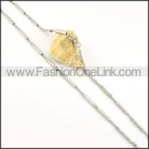 Delicate Silver  Small Chain    n000213