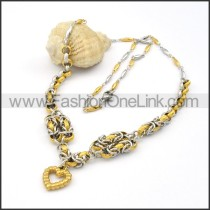 Heart Fashion Necklace  n000089
