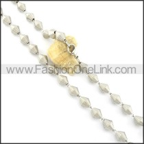 Delicate Coil Fashion Necklace n000480