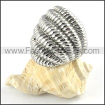 Stainless Steel Ring Stack Design Ring r000137