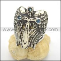 Exquisite Casting Ring  r002418