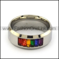 Rainbow Rhinestones Band for Girls r003958