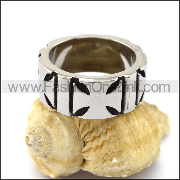 Stainless Steel Casting Ring r002861