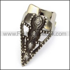 Stainless Steel Casting  Ring r003678