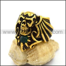 Exquisite Stainless Steel Casting Ring  r003141